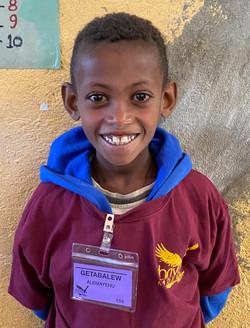 #154  Getabalew Alemayehu