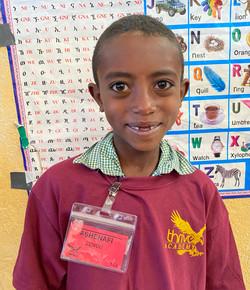 #164  Ashenafi Zewdu
