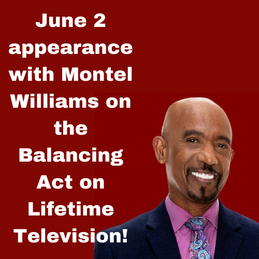 Appearing On National Television With Montel!