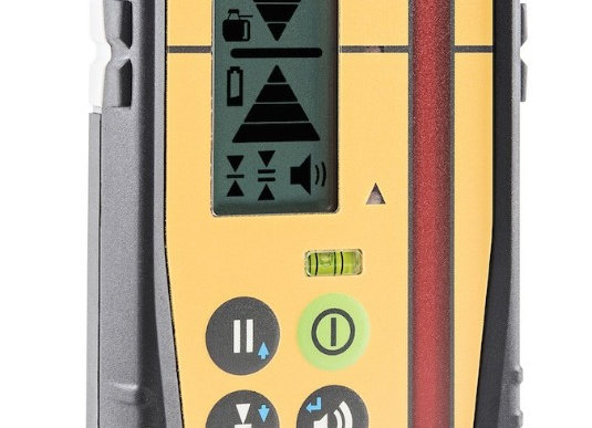 Topcon LS-100D Digital Reciever inc Holder 110