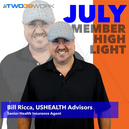 JULY MEMBER OF THE MONTH