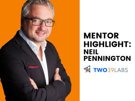 Neil Pennington: TWO39 LABS Mentor