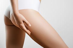 Beautiful Slim Woman's Body. Perfect Sli