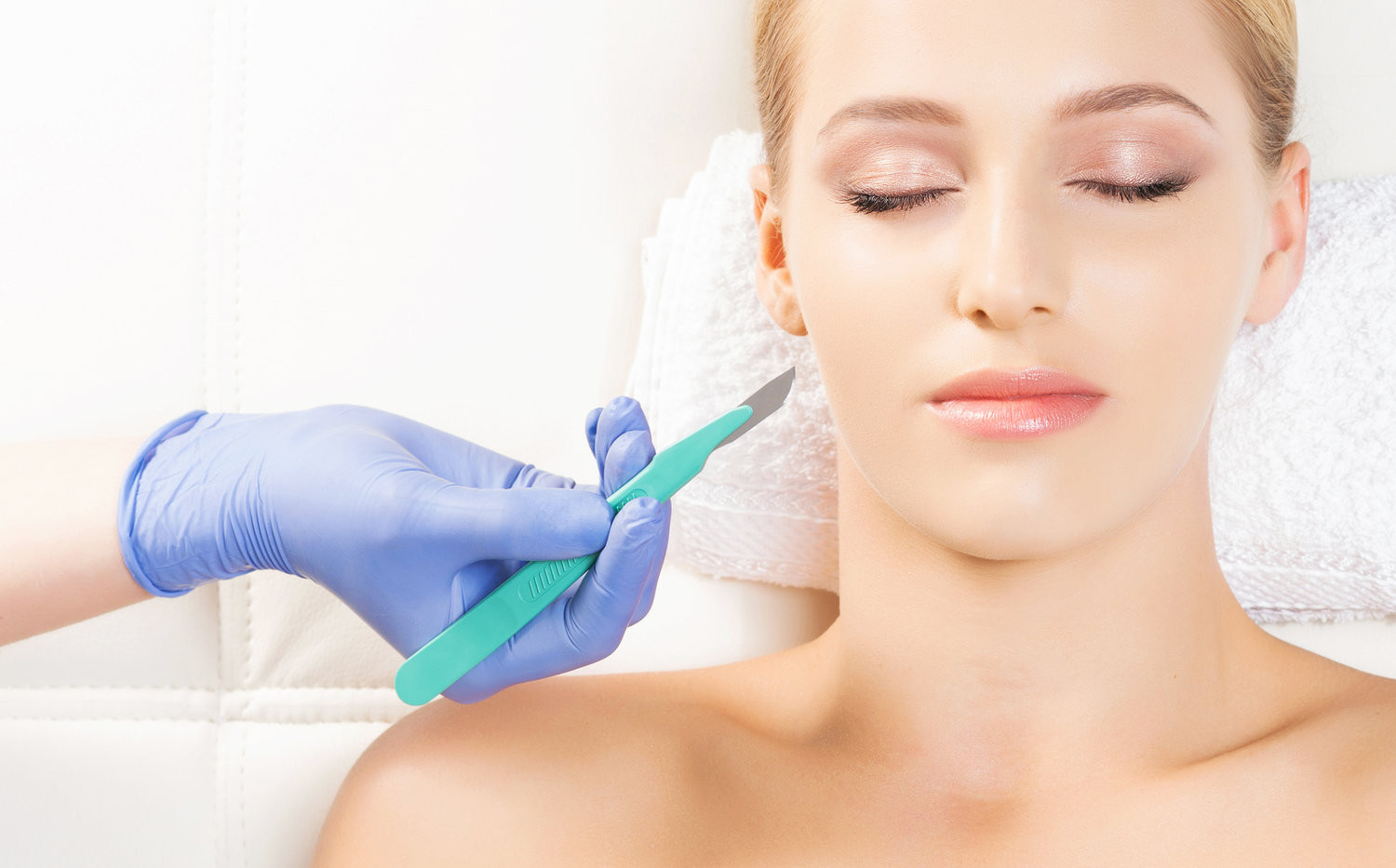 Introduction to Dermaplaning from £40*