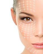 Face lift anti-aging treatment - Asian w