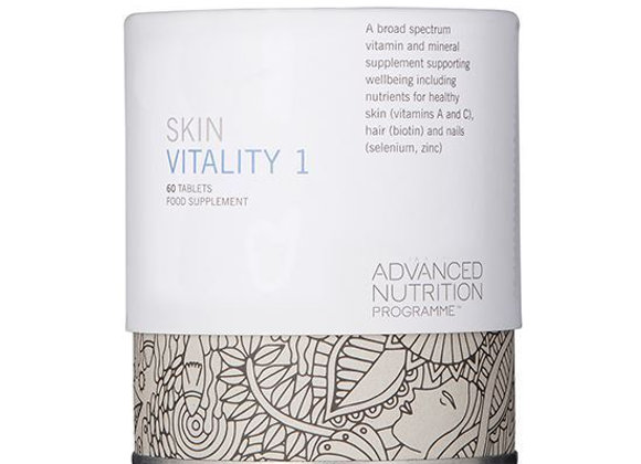 Skin Vitality 1 - 60 Capsules