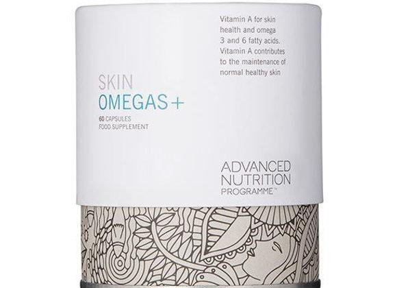 Skin Omega + - 180 Capsules