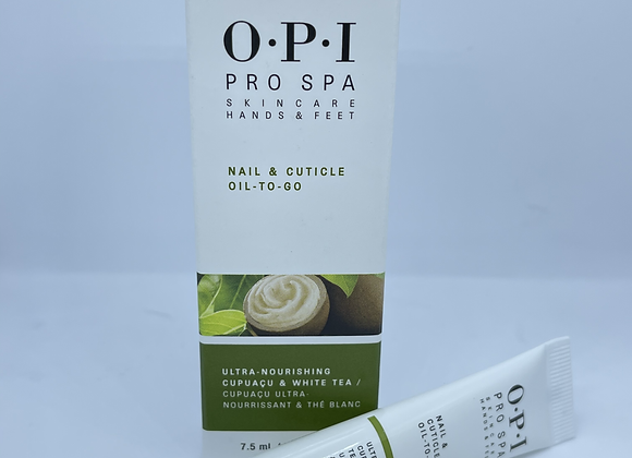 O.P.I Cuticle Oil to-go