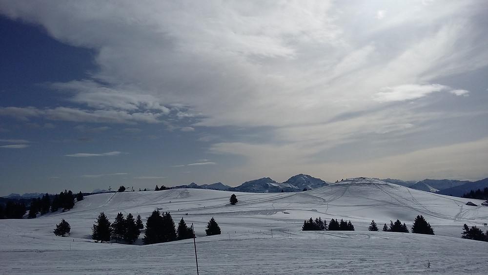 Semnoz mountain