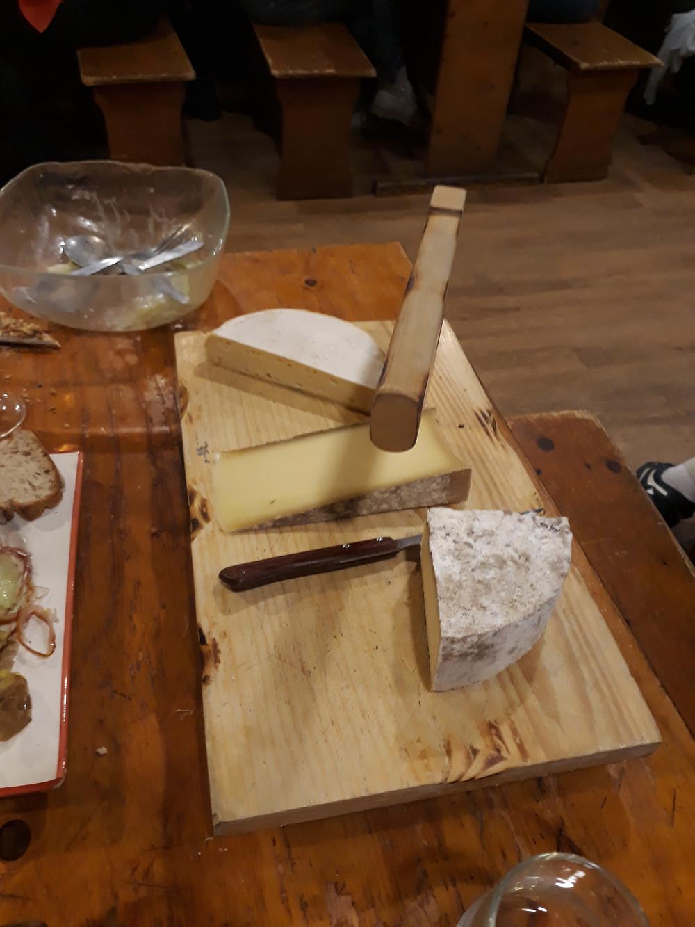 cheese restaurant annecy