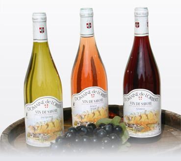 wines of Savoie