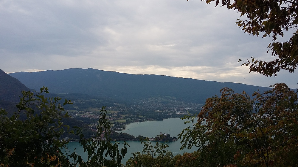 photo of lake annecy