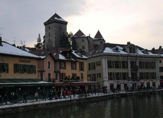 Annecy Castle and its Legend
