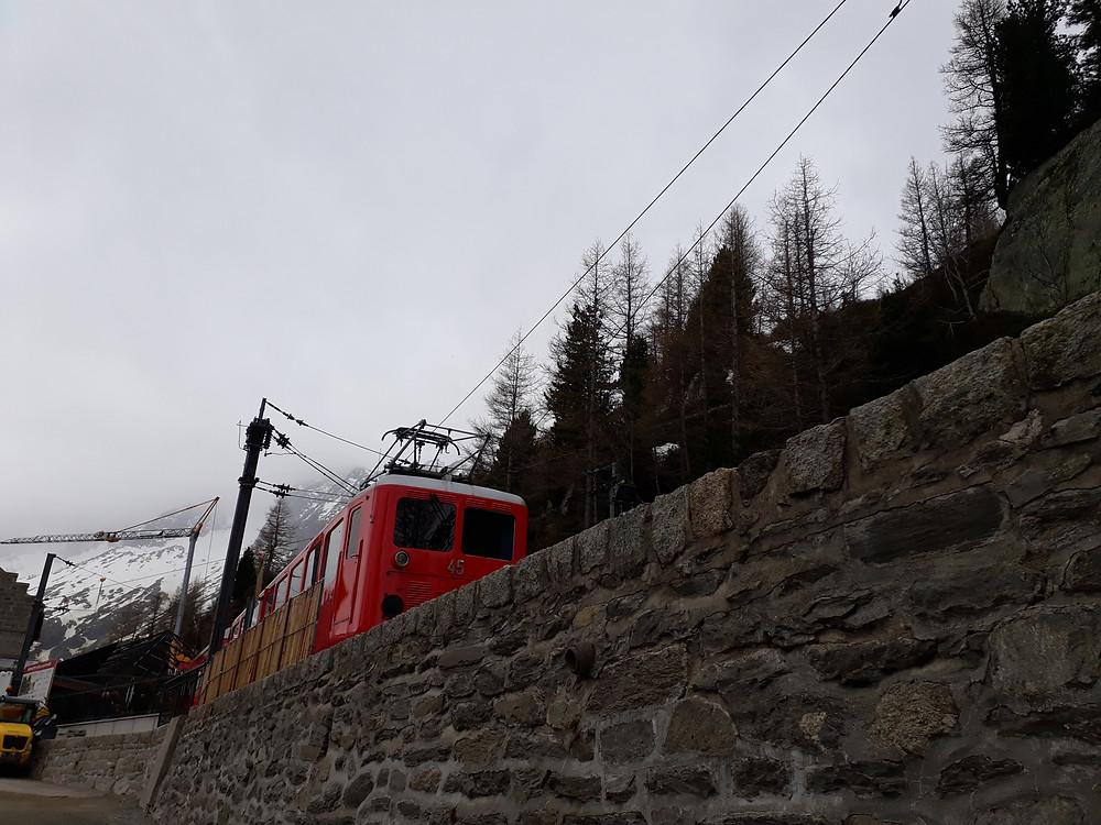 montenvers train