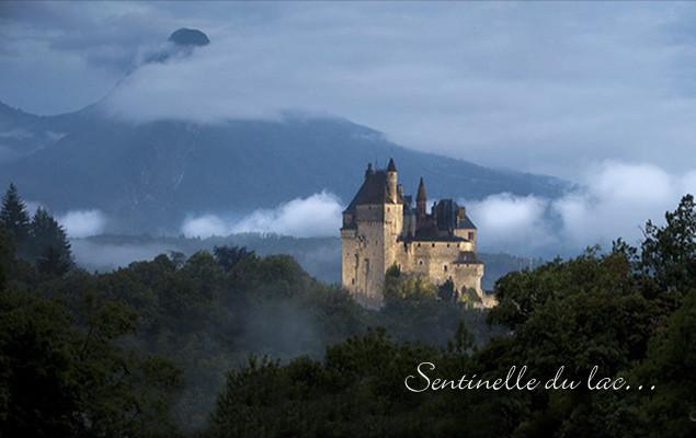 Menthon St Bernard Castle