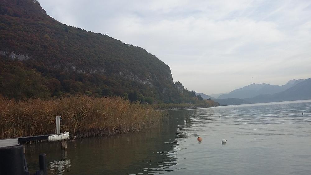 lake annecy petit port