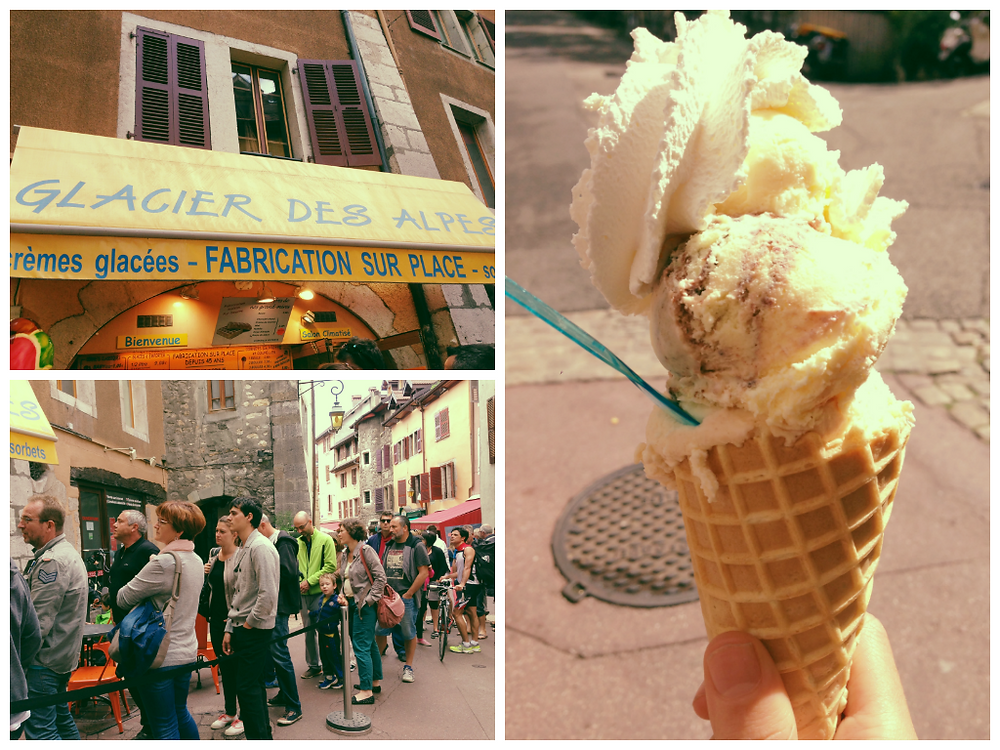 where to eat in Annecy?
