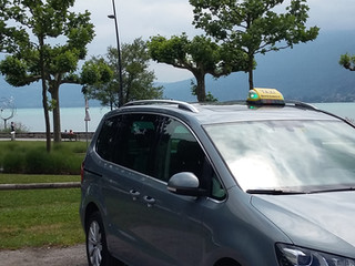 Taxi Annecy Geneva