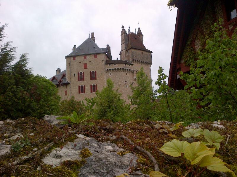 Castle Menthon St Bernard