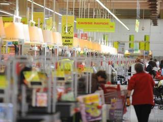 Hypermarkets in or near Annecy
