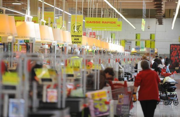 hypermarkets Annecy