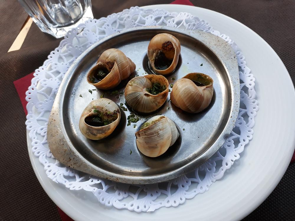 snails annecy restaurant