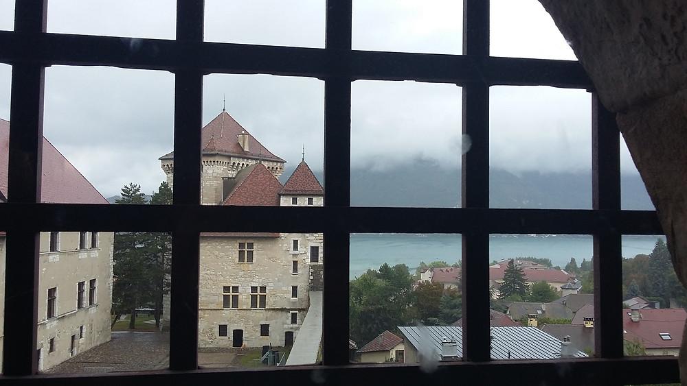 photo Annecy castle