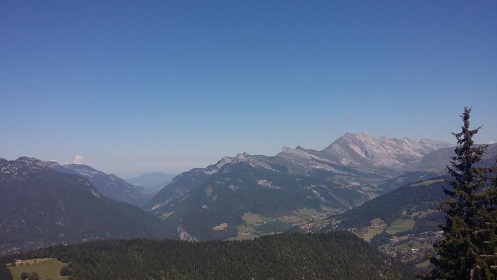 photo of Aravis mountains