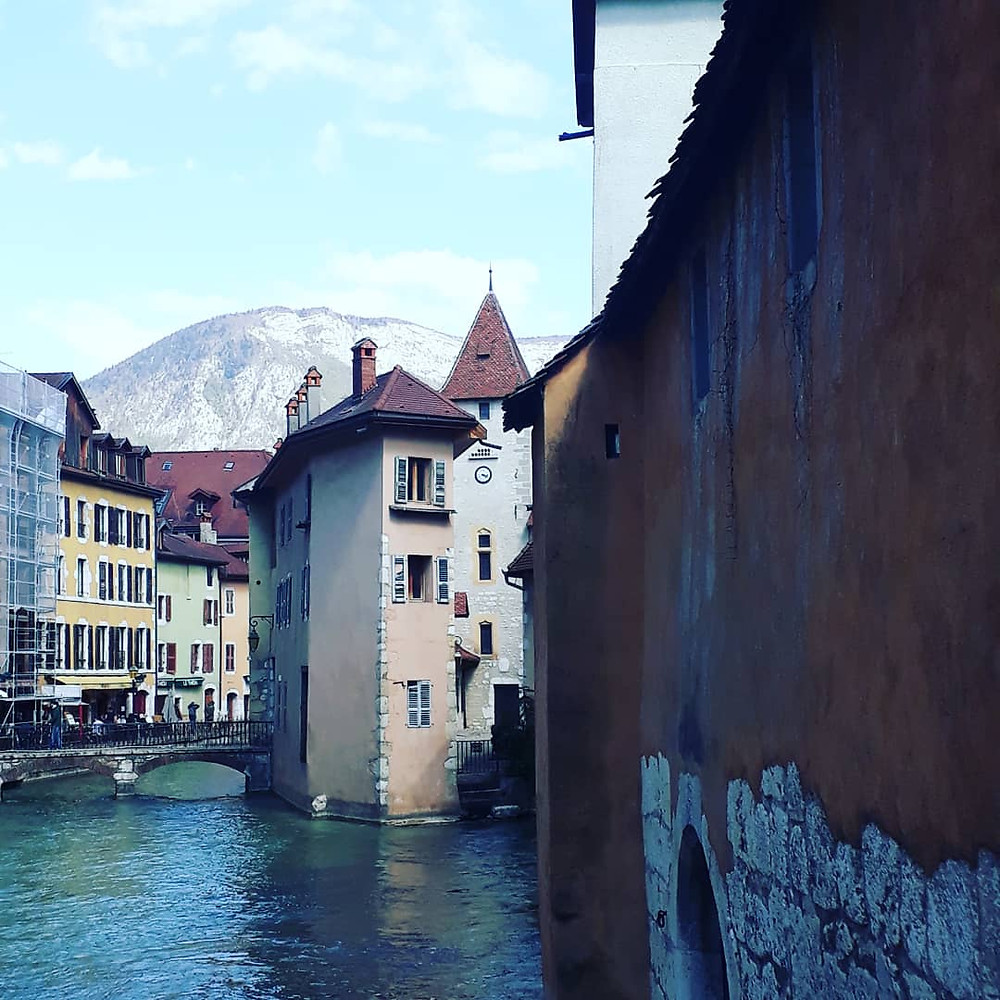 annecy old jail photo