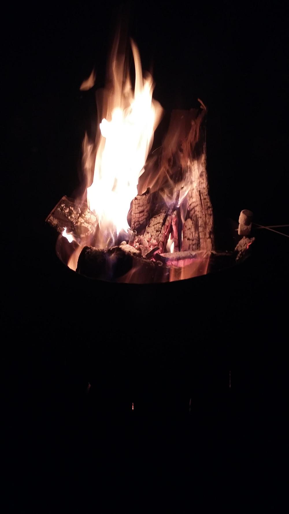 mashmallow party at bivouac semnoz