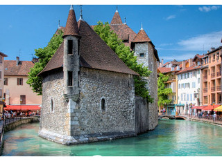 Transfer Geneva airport to Annecy?
