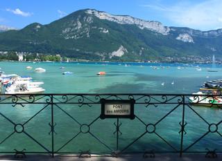 Pont des Amours (Lovers' Bridge)