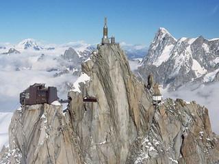 Aiguille du Midi/Mont Blanc