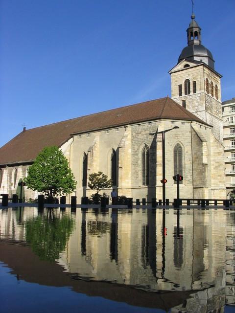 St Maurice Church Annecy
