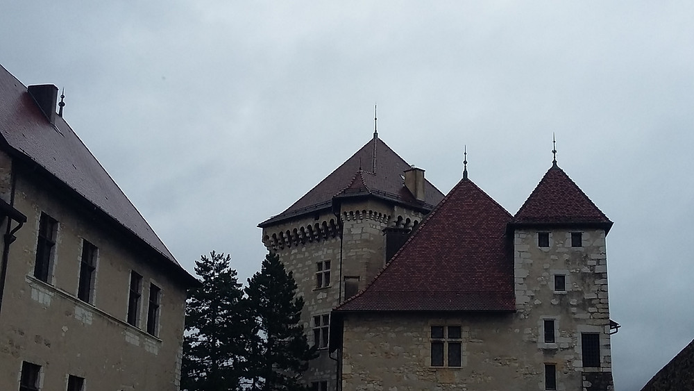 photo of Annecy Castle