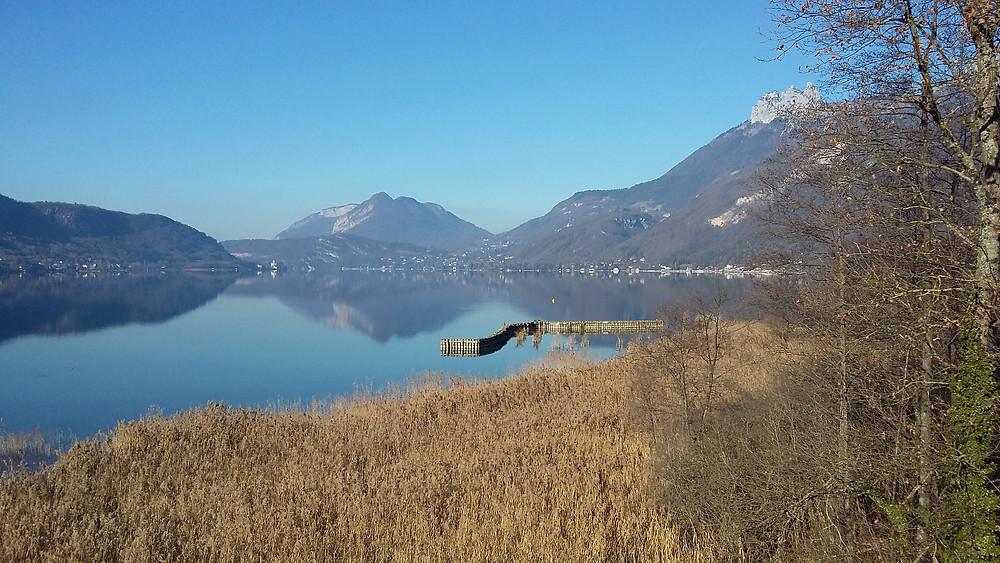 photo lake annecy