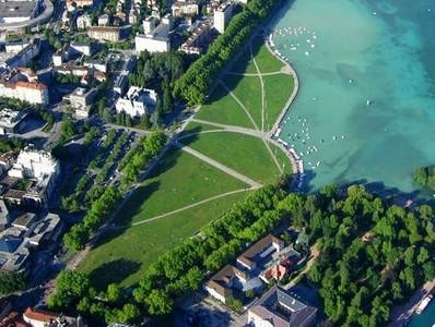 Paquier garden Annecy