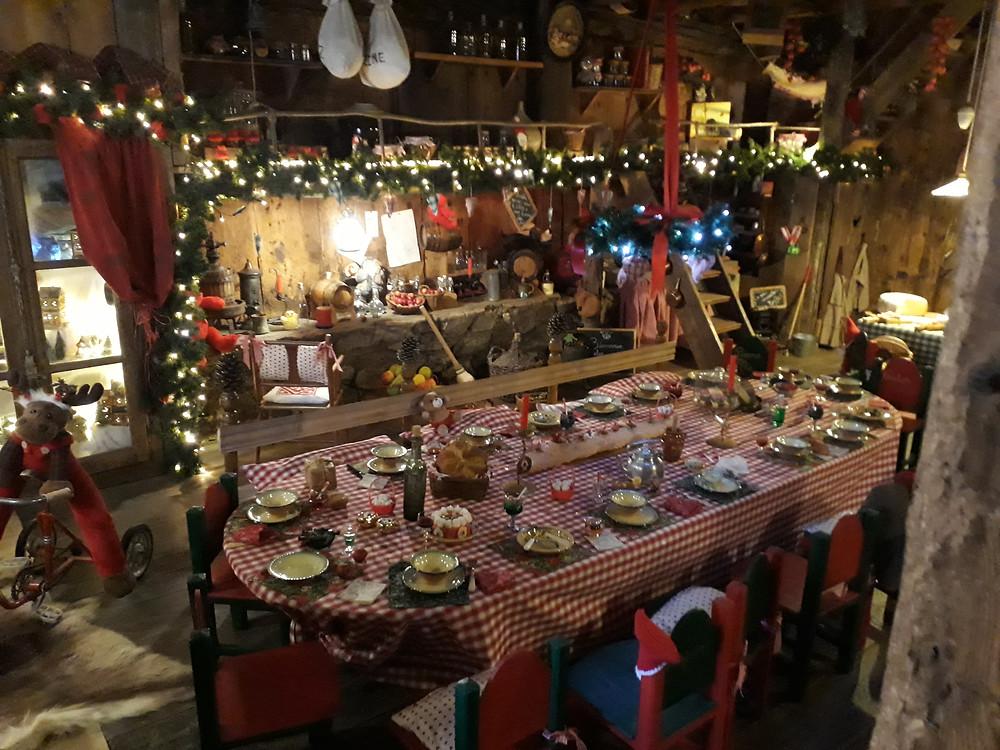 santa claus village annecy