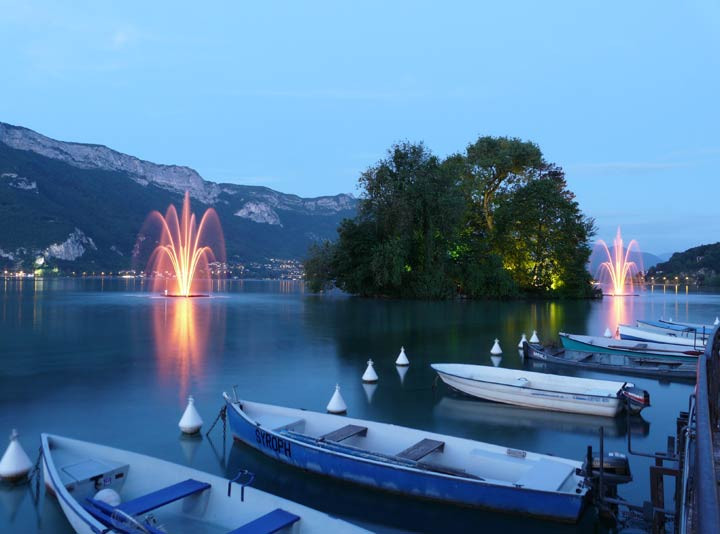 what to see in Annecy