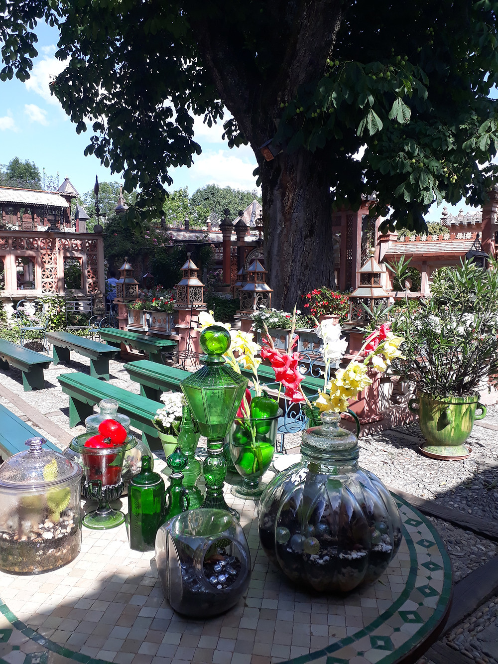 jardin annecy