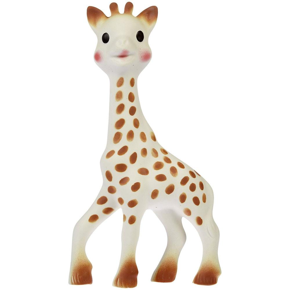 Giraf toy made near Annecy