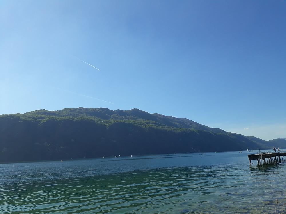 bourget lake