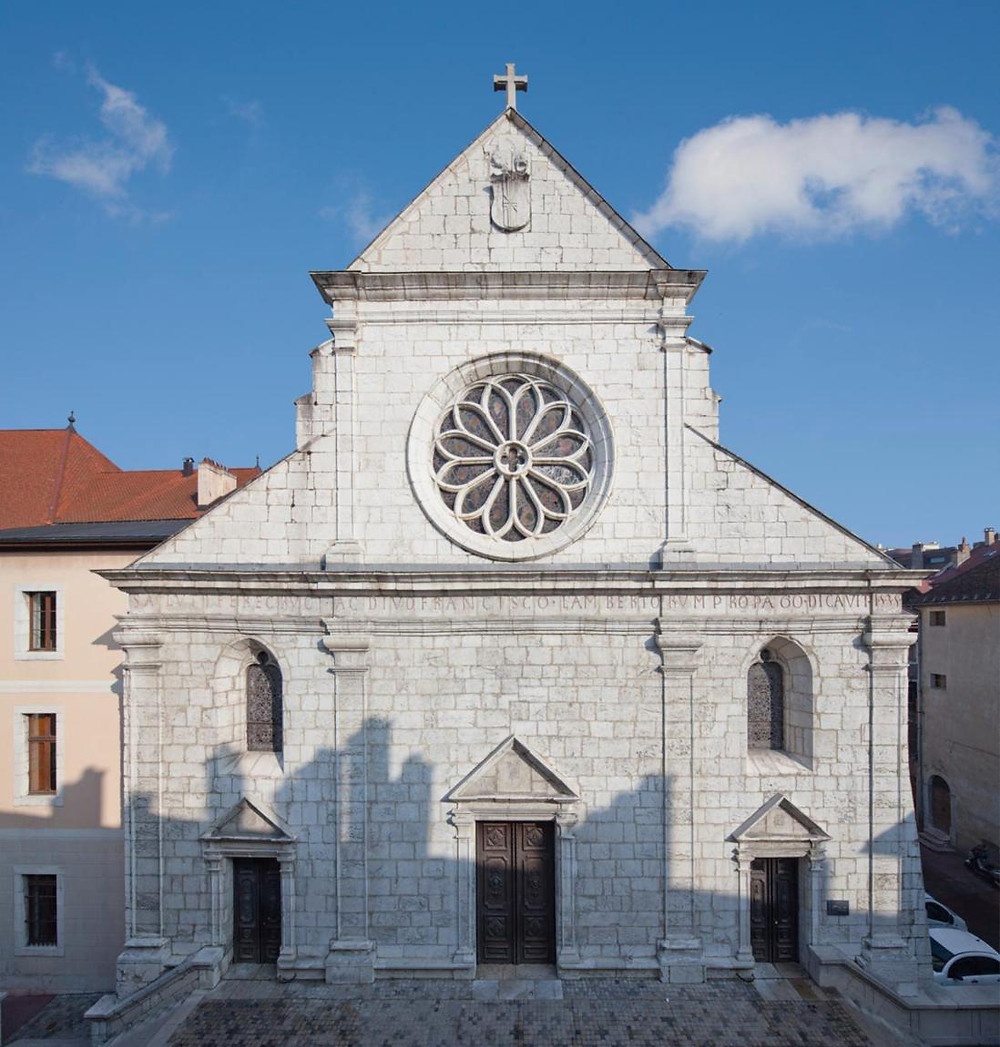 Cathedral Annecy