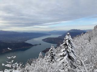 Winter Photos from Col de la Forclaz