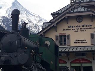 A few photos of Chamonix