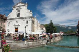 Italian Church Annecy