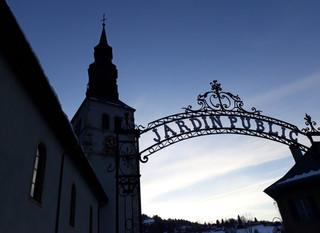 St Gervais les Bains