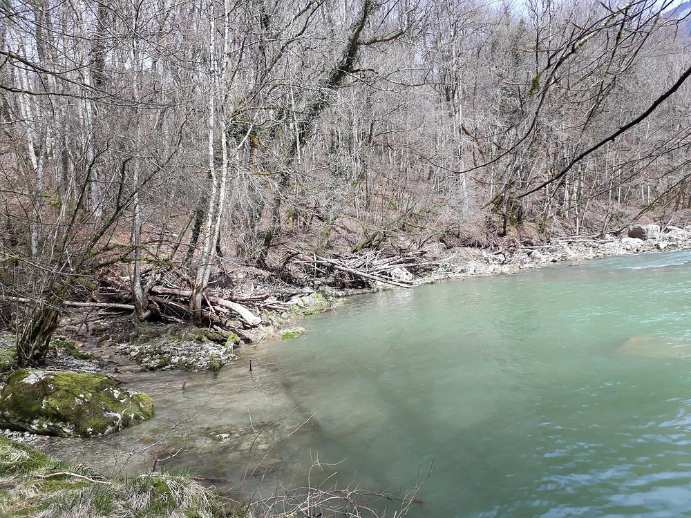 cheran photo riviere bauges