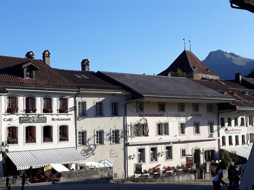 gruyere streets village