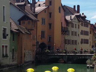 Photos of Annecy July 6th